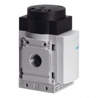 Manually operated on-off valves MS-EM